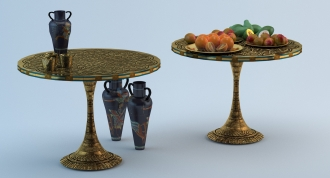 SMALL BANQUET TABLE2 - Copy